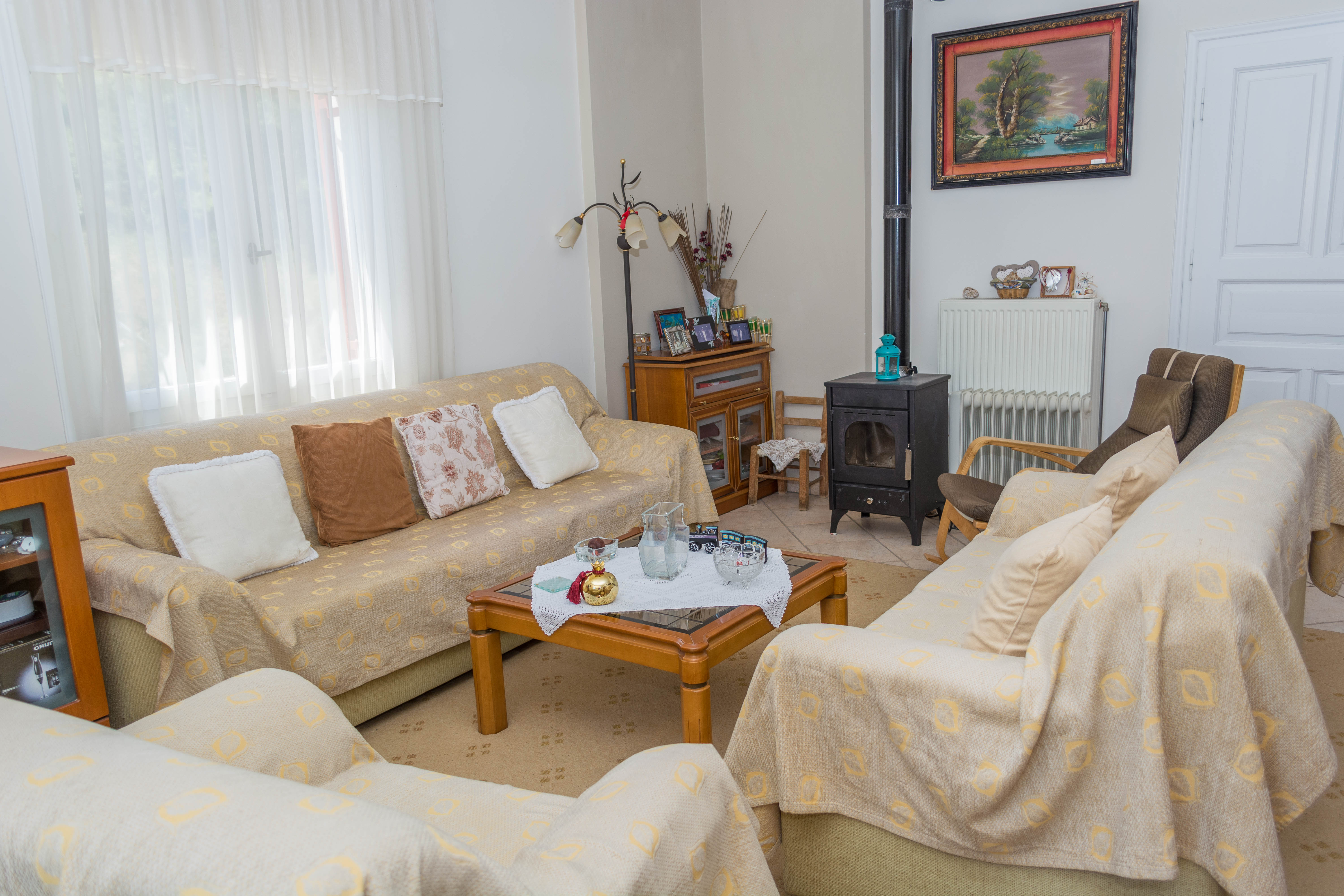 Seven fully-equipped apartments situated near Finikounda, 300 m from the beach [897] (1)